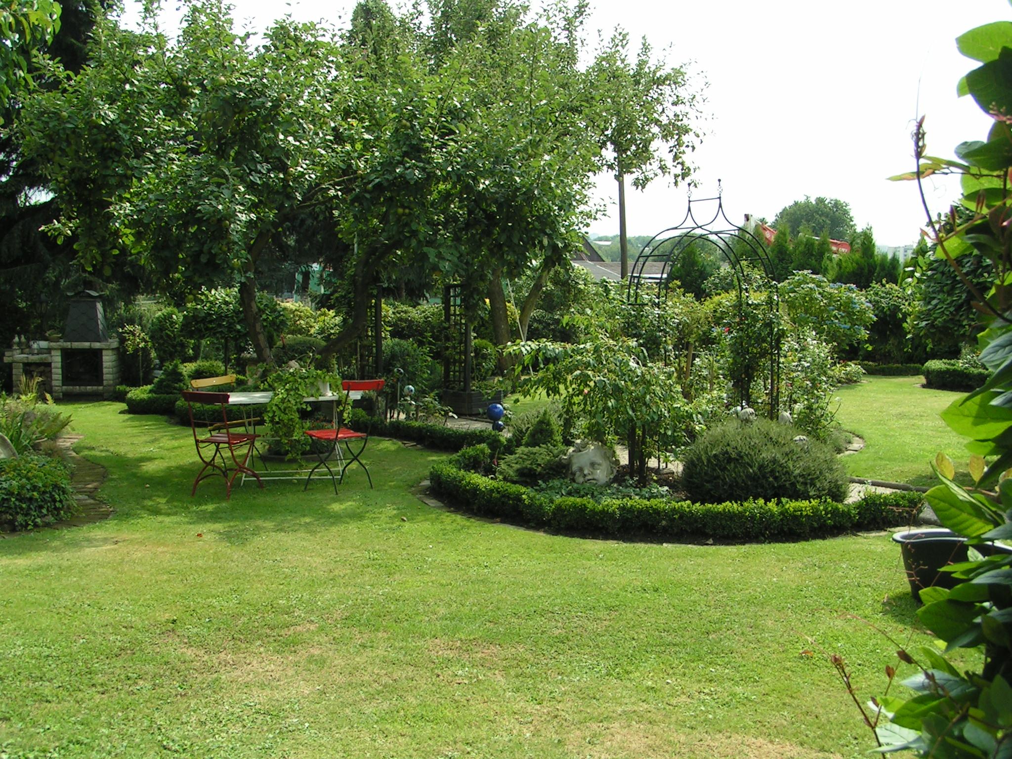 Garten niessalla nicht offen 2015